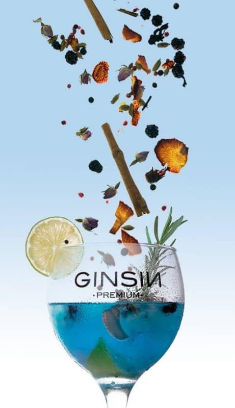 GINSIN Alcohol-Free Gin