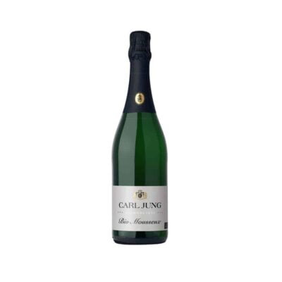 Carl Jung Organic Sparkling White Alcohol-Free Wine