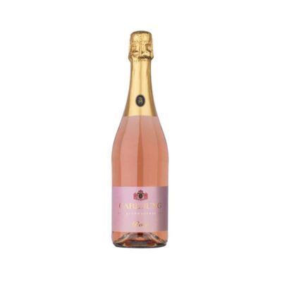 Carl Jung Sparkling Rosé Alcohol-Free Wine