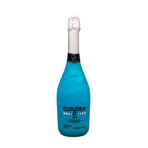 Cloudem Blue Non-Alcoholic Sparkling Drink
