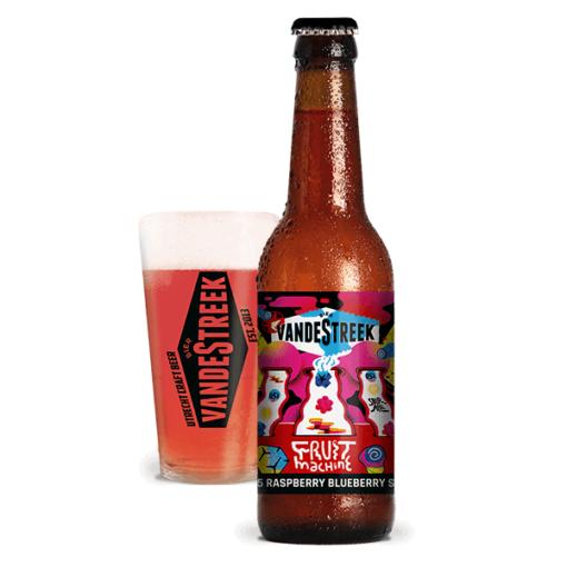 vandestreek Fruit Machine alcohol-free fruit beer