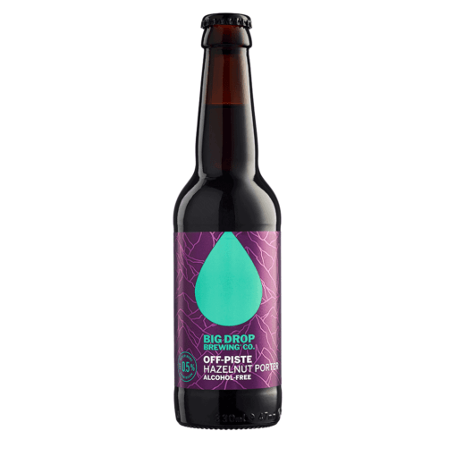 Big Drop Off-Piste Hazelnut Porter Alcohol-Free