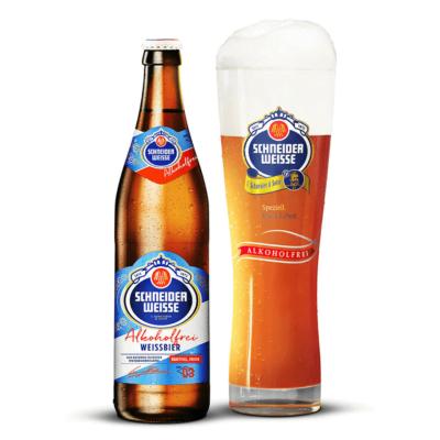 Schneider Weisse Non-Alcoholic Wheat Beer