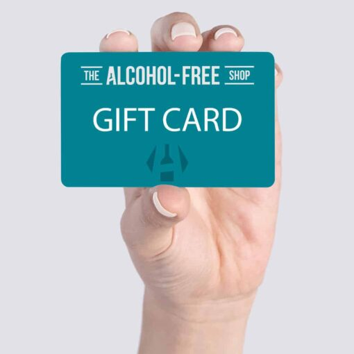 Gift Card For Alcohol-Free Drinks
