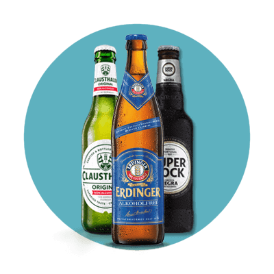 Non-alcoholic Beers & Ciders