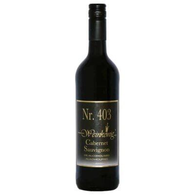 Weinkoenig Cabernet Sauvignon Alcohol-Free Wine