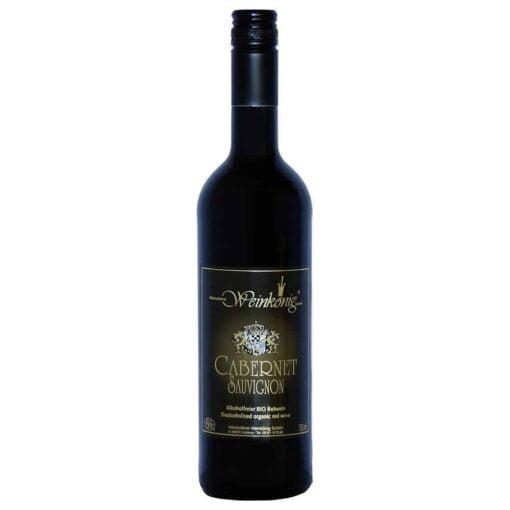 Weinkoenig Organic Cabernet Sauvignon Alcohol-Free Wine