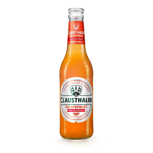 Clausthaler Grapefruit Non-alcoholic Beer