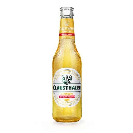Clausthaler Lemon Non-alcoholic Lager