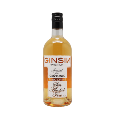 GINSIN Tangerine Alcohol-Free Gin