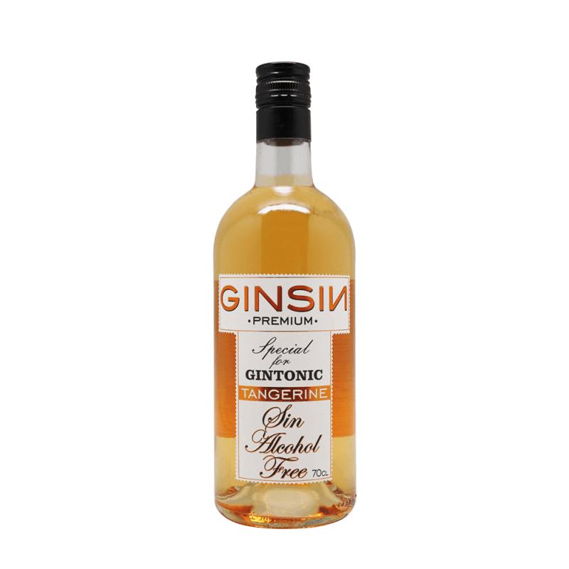 GINSIN Tangerine Alcohol-Free Gin