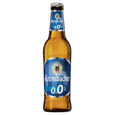Krombacher 0.0 Alcohol-Free Beer