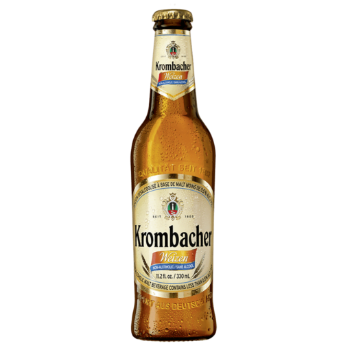 Krombacher Alcohol-Free Wheat Beer
