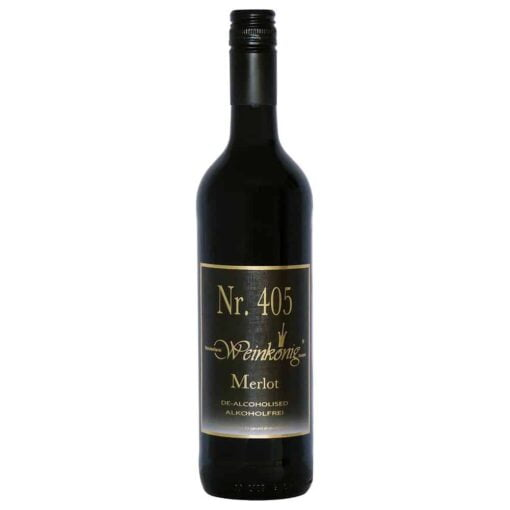 Weinkoenig Merlot Alcohol-Free Wine