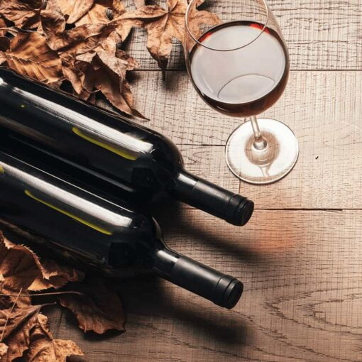 Mixed Case of Alcohol-Free Red Wines