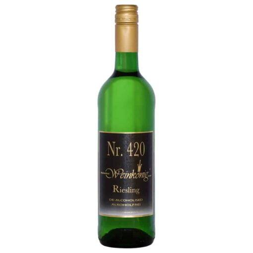 Weinkoenig Riesling Alcohol-Free Wine