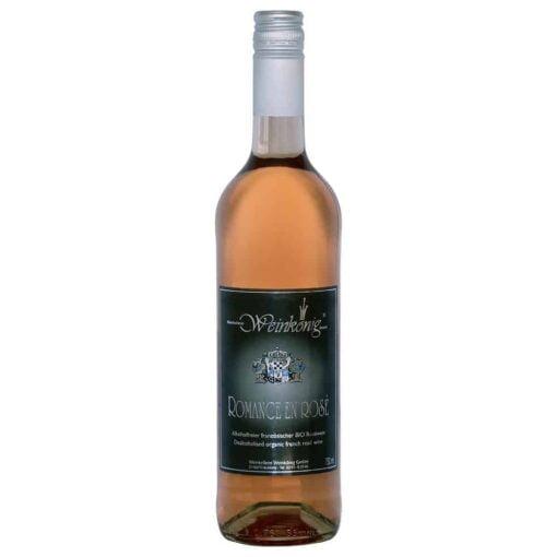 Romance en Rosé Organic Alcohol-Free Wine