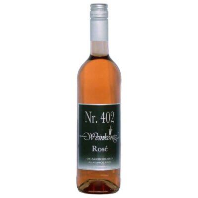 Weinkoenig Rosé Alcohol-Free Wine