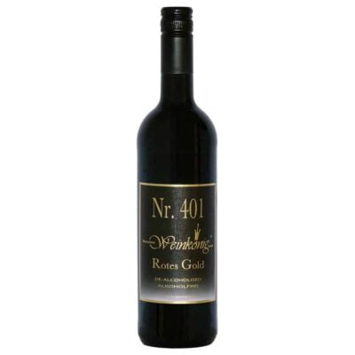 Weinkoenig Rotes Gold Alcohol-Free Red Wine