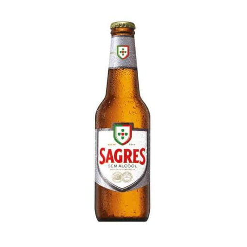 Sagres Non-Alcoholic Free Beer