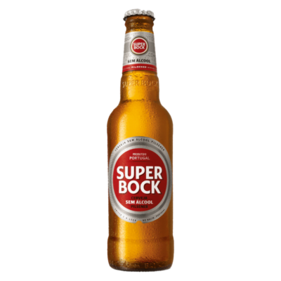 Super Bock Alcohol-Free Lager