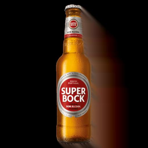 Super Bock Alcohol-Free Lager
