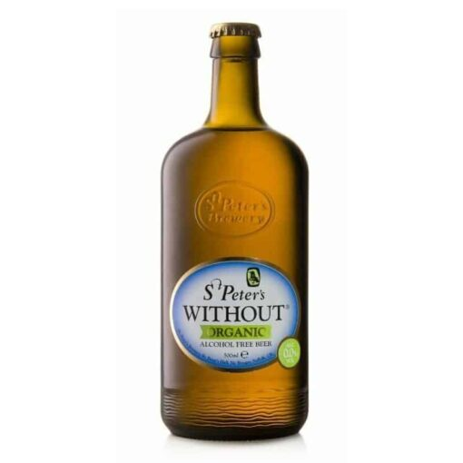St Peters Without Organic Alcohol-Free Beer
