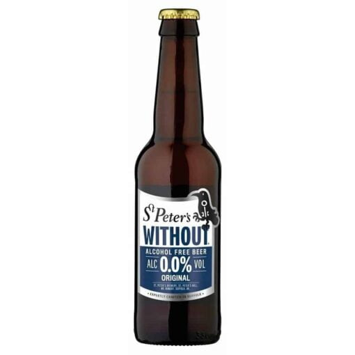 St Peters Without Original Alcohol-Free Beer