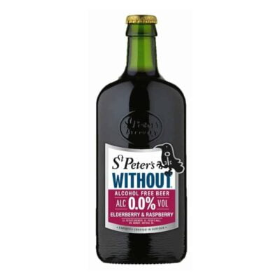 St Peters Without Raspberry Alcohol-Free Beer