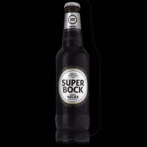 Super Bock Stout Alcohol-Free