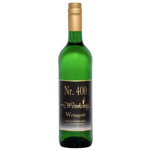 Weinkoenig Weissgold Alcohol-Free Wine