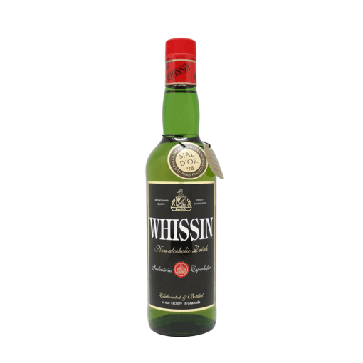 Whissin Non-Alcoholic Alternative To Whiskey
