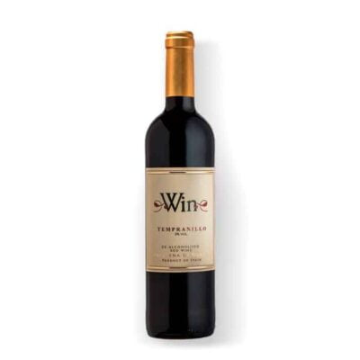Win Tempranillo Alcohol-Free Wine