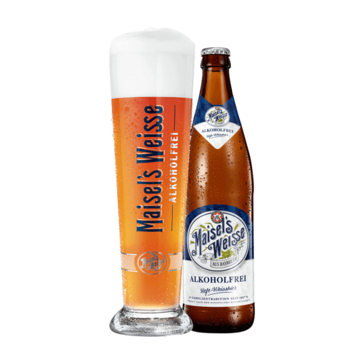 Maisel's Weisse Alcohol-Free Wheat Beer