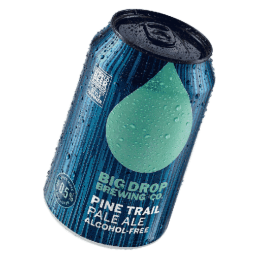 Big Drop Pine Trail Alcohol-Free Pale Ale
